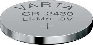 Varta Professional Lithium Knopfzelle CR2430 3V