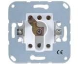 JUNG Schlüsselschalter, Jalousie-Wendetaster 134.15