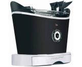 BUGATTI Toaster Volo Schwarz