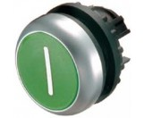 Eaton Drucktaste flach grün I tastend M22-D-G-X1