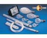 GLASSGUARD Kompaktleuchtstofflampe 9W-840 PL-S 2 Pin splittergeschützt
