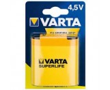 Varta Flach-Batterie Superlife 2012 3R12 4,5V