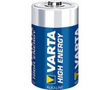 Varta Baby Batterie Alkaline 4914 LR14 C HIGH ENERGY