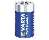 Varta Mono Batterie Alkaline 4920 LR20 D HIGH ENERGY